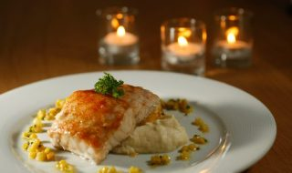 Slow roasted sturgeon at Wexler's Lacy Atkins The San Francisco Chronicle 2009